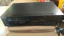 Sony CDP591 CD Player Black