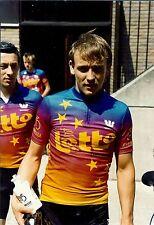 Cyclisme, ciclismo, wielrennen, radsport, PERSFOTO'S LOTTO 1985