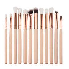 12PCS Makeup Brushes Set Foundation Powder Eyeshadow Eyeliner Lip Brush Tool