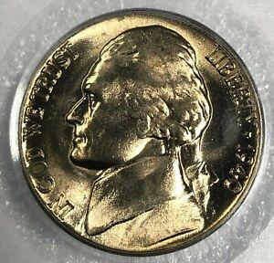 1940 D PCGS MS66FS Jefferson Nickel ~ FULL STEPS on this BETTER DATE GEM