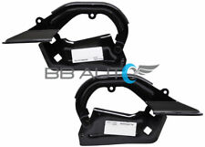 NEW Hood Hinges Set Black Steel for Ford Focus Escape MKC FO1236152 FO1236153
