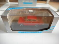 Minichamps Opel Kadett A Limousine 1962-1965 in Red on 1:43 in Box