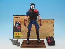 "GI Joe Cobra Viper (v22) Hall of Heroes 25th Anniversary 3.75"" Action Figure"
