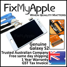 Samsung Galaxy S II S2 i9100 LCD Touch Screen Digitizer Display Assembly White