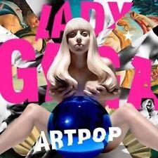 CD + DVD Set Artpop - Lady Gaga Sealed New 2013  Art Pop