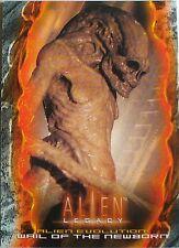 CARTES - CARDS DE COLLECTION SERIE CINEMA FILM ALIEN NUMERO 80