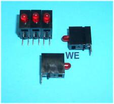 50Stück LED 3mm rot Mentor 1808.2031 / 18082031