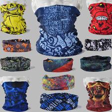 30 PCS-Multi Scarf Hat Neck Bandana Mask Cap Heardwear Tubular Camouflage Camo