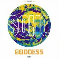 Soho - Goddess (2012)  CD  NEW/SEALED  SPEEDYPOST