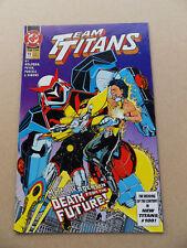 Team Titans 11 . DC 1993 . FN / VF
