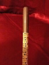 Antique Shark Vertebrae Walking Stick