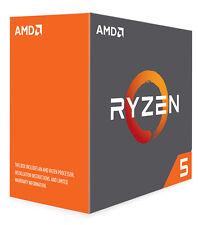 AMD Ryzen 5 1600 - 3,6 GHz Hexa-Core Prozessor mit WRAITH Kühler