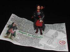 Der Herr der Ringe - Die Gefährten (2001) Aragorn, der Waldläufer mit BPZ und BA