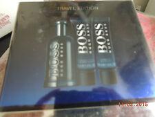 Hugo Boss - bottled, night, travel edition 100ml EdT + 50 ASB + 50 Duschgel