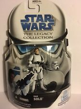 Star Wars The Legacy Collection BD No.31 Han Solo As Stormtrooper NOC 2008