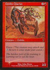MTG - 7th Edition - Goblin Chariot - Foil - NM+