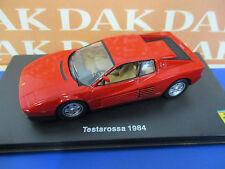 Die cast 1/43 Ferrari Testarossa 1984 by Ixo