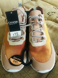 George Plimsoll Trainers for Women for