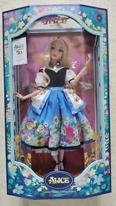 Disney Alice in Wonderland Collectors Mary Blair 70th Year Anniversary Sealed