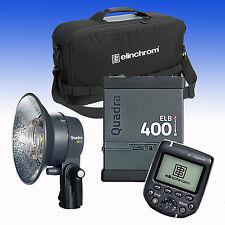 Elinchrom ELB 400 Hi-Sync to go Set (E10418) mit SKYPORT PLUS HS für CANON
