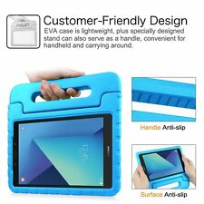 For Samsung Galaxy Tab S3 9.7 SM-T820/T825 Shock Proof Case Handle Stand Cover