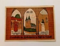 FROSE NOTGELD 50 PFENNIG 1921 NOTGELDSCHEIN (11515)