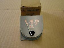NOS OEM Ford 1944 - 1947 Truck Dash Oil Pressure Gauge Indicator 1945 1946