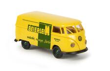 "Brekina H0 1/87 32676 Transporter VW Kasten T1b ""Beierlein"" OVP NEU (L472) (X)"