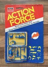 ACTION FORCE - SPACE FORCE BATTLE GEAR Vintage Original Carded Set MOC (GI JOE)