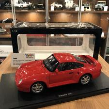 AUTOART 1/18 PORSCHE 959 RED DIE-CAST CAR MODEL 78082