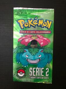 Pokemon Booster Pack Pacchetto - POP SERIE 2 ITA - SEALED