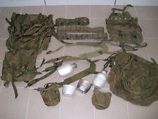 Militär Konvolut Ausrüstung Armee Bundesheer Österreich BW Rucksack Koppel