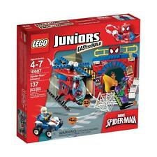 10687 SPIDER-MAN HIDEOUT lego legos set NEW juniors green goblin sealed