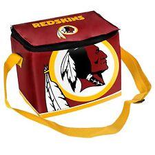 Washington Redskins Insulated soft side Lunch Bag Cooler New - BIg Logo