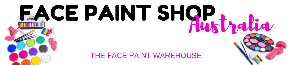 Face Paint Shop Australia Warehouse