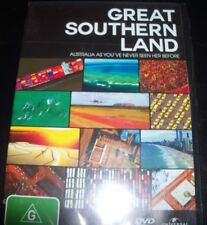 Great Southern Land TV DVD (Professor Steve Simpson (Australia Region 4) DVD NEW