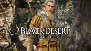 BDO-Black Desert Online-PC-PowerLeveling (lvl 1-56)