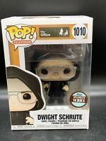 Funko Pop! The Office Dwight Schrute #1010 Specialty Series Exclusive