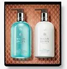 Molton Brown Coastal Cypress Hand Wash & Body Lotion 300ml Set Unboxed