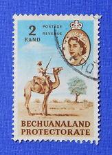 1961 BECHUANALAND PROTECTORATE 2R SCOTT# 193 S.G.# 181 USED              CS20588