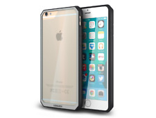 iPhone 6 Plus Case, [Hybrid Flex] Protective Flexible Shock-Absorbing TPU Scratc