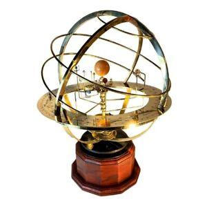 Retro Grand Planetarium Model Of The Solar System Home Living Room Bedroom Decor