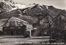 # L'AQUILA - ASSERGI. STAZIONE BASE DELLA FUNIVIA  1955