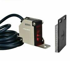 Garage Door Gate Opener Infrared Beam Reflective Photoelectric Sensor Switch 2.5