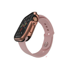 SwitchEasy Odessey Metal TPU Bumper Case Cover for Apple Watch 6/SE/5/4 40/44mm