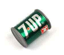 VINTAGE DR PEPPER 7UP SEVEN 7 UP USA TEMPERAMATITE BARATTOLI Modulo