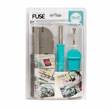 We R Memory Keepers - WR Fuse - Photo Sleeve Fuse Tool Tips - UK Version