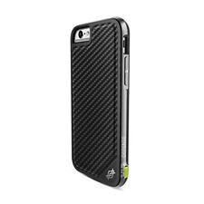 X-Doria Defense Lux iPhone 6 / 6s Case Aluminum Bumper hülle Carbon Kohlefaser