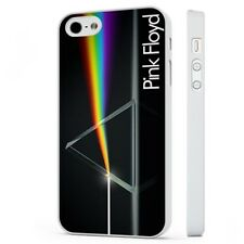 Dark Side Of The Moon Pink Floyd WHITE PHONE CASE COVER fits iPHONE