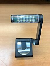 Portable Flexible Folding Led Clip On Reading Book Light Lamp
